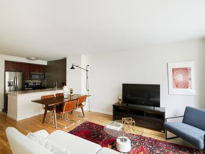 Photo for Sonder | 21 Chelsea | Chic 1BR + Rooftop