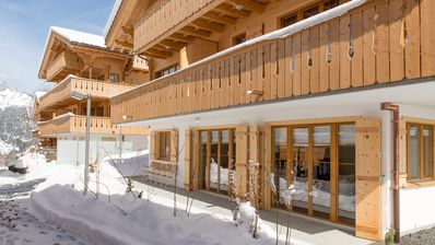 Photo for Panoramapark Soleil F - Brand new 2-bedroom, 2-bathroom apartment in Wengen!