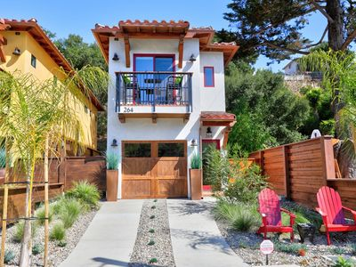 Photo for Avila Beach Spanish Bungalow *NEW home CONSTRUCTION* 5 min to beach & downtow