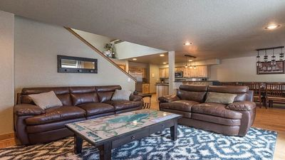 Photo for Pets, Spa, Billiards -Tahoe Island Exotic Family Vacation