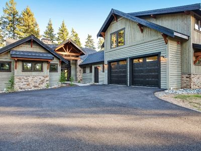 Photo for Great Outdoor Space, BBQ, Fire Pit, Hot Tub, Golf Views, and Full Resort Access!