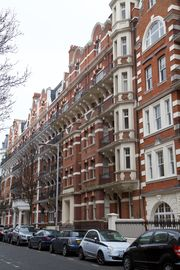 Redcliffe, Londres, Angleterre, Royaume-Uni