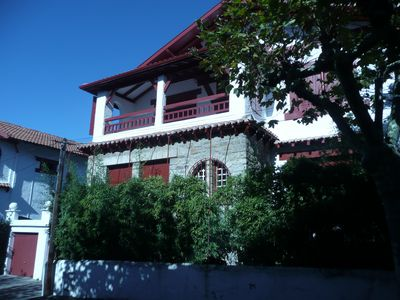 Photo for Large family home, near the beach and preserved Basque charm