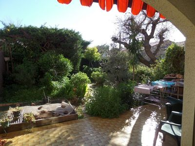 Photo for Own garden of 100 m ², Beautiful apartment, beach(range) in 500 m