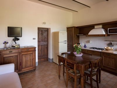 Photo for New! CAMELIA with swimming pool and 4 km from the sea