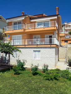 Photo for Holiday apartment with terrace and garden
