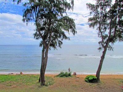 Photo for Unobstructed Oceanfront Views