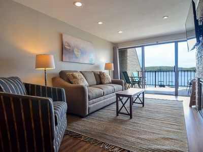 Photo for 202B - 1 Bedroom Lakefront Condominium