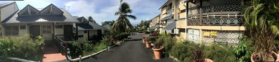 Photo for Apartment of 64 m² with terrace of 7m² at Bas du Fort, Le Gosier Guadeloupe