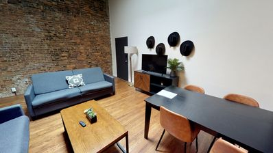 Photo for The Lofts @ 107 - The Lofted Suite