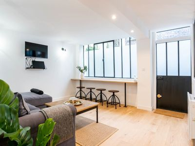 Photo for Pretty Loft 2 Bedrooms in the Heart of St Germain des Près - Mobility Lease