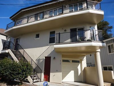 Photo for Beach House with Ocean View, Pet Friendly