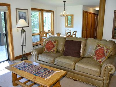 Photo for Nez Perce B3: Teton Village - Convenient Location - Walk to Ski Lift - Pool & Hot Tub Access!