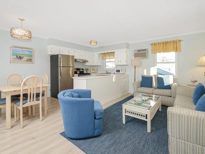 Photo for 3 Bedroom Charming North Ocean City - Sparking Oceanside Condo