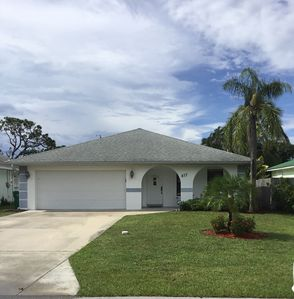 Photo for Close to the beach and Mercato,  comfortable home in Naples Park Neighborhood