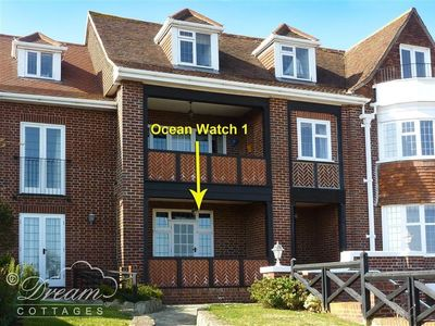 Photo for OCEAN WATCH 1, family friendly in Greenhill, Ref 994505