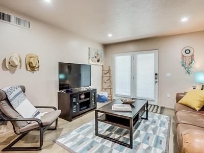 Photo for ✦Cozy Scottsdale Condo✦2 King Beds✦Walk To Old Town✦