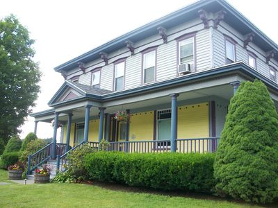4br house vacation rental in davenport new york 188495 agreatertown