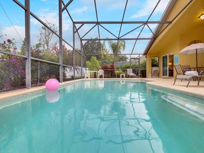Photo for Pool home - conservation views - up to 8 guests