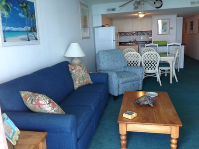 Photo for 3 br/2.5 baths - BEST VIEW ON THE BEACH - GREAT RATES FOR A GREAT UNIT!