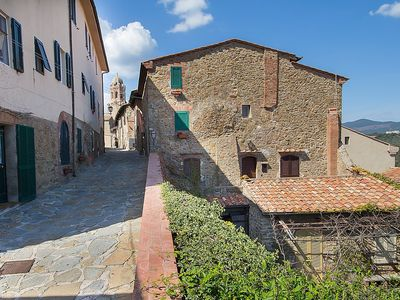 Photo for Apartment in the center of Castiglione della Pescaia with Parking, Internet, Washing machine (148329)