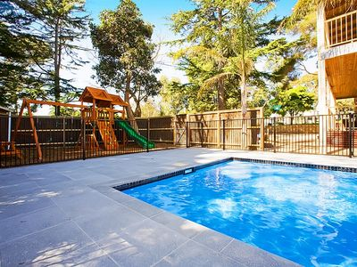 Photo for Unit 3/38 Chapel St, Cowes - Swimming pool & Kids playground