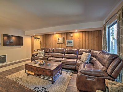 Photo for Mammoth Lakes Condo, Walk to Shuttle+Village