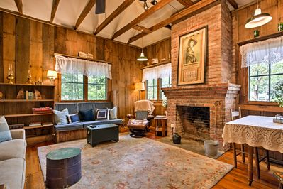 Built in 1904, this property is brimming with charm!