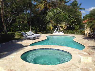 Photo for Tropical Villa in Barranca Oeste in Casa de Campo