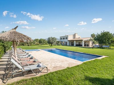 Photo for Country house finca for 12 persons with large private pool
