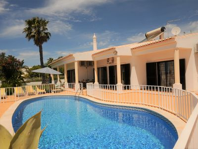 Photo for JUNE PROMO -  Exclusive villa, pool, sea view, 5 min walking to beach, A/C, Wifi
