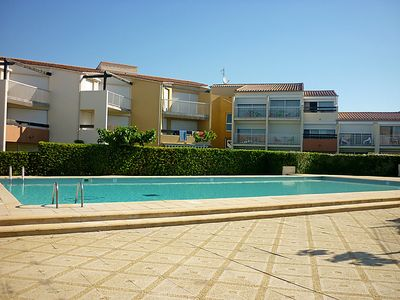 Photo for Apartment Résidence Capao  in Cap d'Agde, Hérault - Aude - 4 persons, 1 bedroom