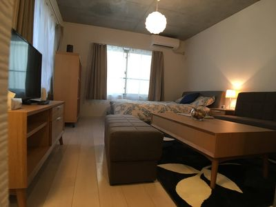 Photo for 1BR Apartment Vacation Rental in Minato-ku