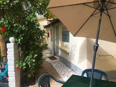 Photo for Monkey House | Two-bedroom holiday house in Bijilo, Gambia