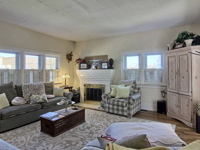 Photo for Adorable Home Seconds From Downtown Charlevoix and Round Lake
