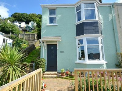 Photo for Peaceful Holiday Home in Kingswear Devon with Terrace