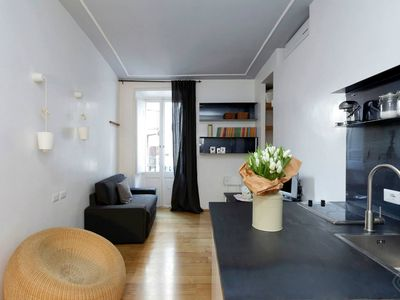 Photo for Colosseo hip & and stylish 1 bedroom apartment