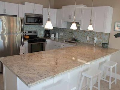 CUSTOM FULLY EQUIPPED KITCHEN