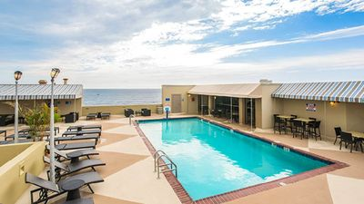 Photo for OCEANFRONT STUDIO~ BEACH QUARTERS RESORT~ BALCONY~ ROOFTOP POOL~ AMAZING VIEWS~