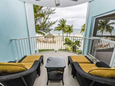 Photo for Your home away from home on Seven Mile Beach! | Beachfront Condo #9