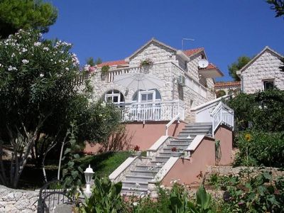 Photo for Holiday apartment Sumartin for 2 - 4 persons with 1 bedroom - Holiday house