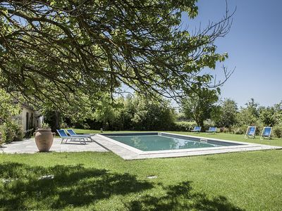 Photo for Casa Monia E: A welcoming apartment surrounded by the greenery, with Free WI-FI.