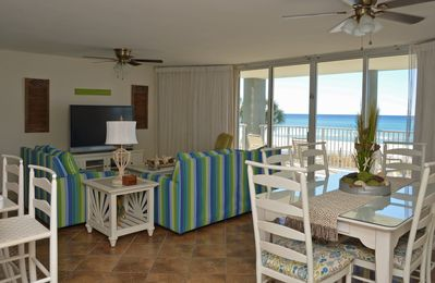 Photo for Stunning Coastal 2-Bedroom Condo On First Floor!!!!!