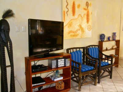 Photo for Cozy Apartment just step from the beach and 5th. ave -20%