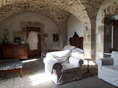 Photo for Art en Route Bed and Breakfast 3, Chassiers, Ardeche, Rhone-Alpes