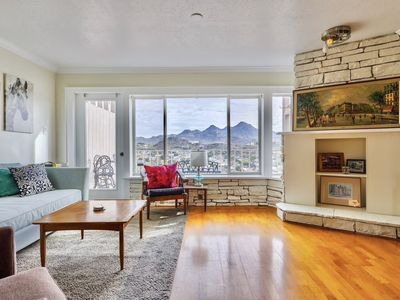 Photo for Stunning views, 2 bed condo