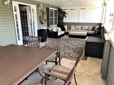 Photo for Large4Br, 2Ba, Sleeps10, 2Parking, 2Porches, Wifi, Elevator, 6BeachTags