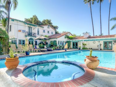 VILLA  ESCONDIDO stunning one of a kind luxury suite with views and a pool