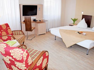 Photo for Double room classic - Appartementhaus Sellin