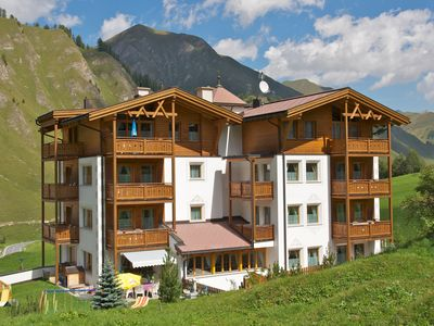 Photo for Fantastic apartments & very large rooms in Samnaun village